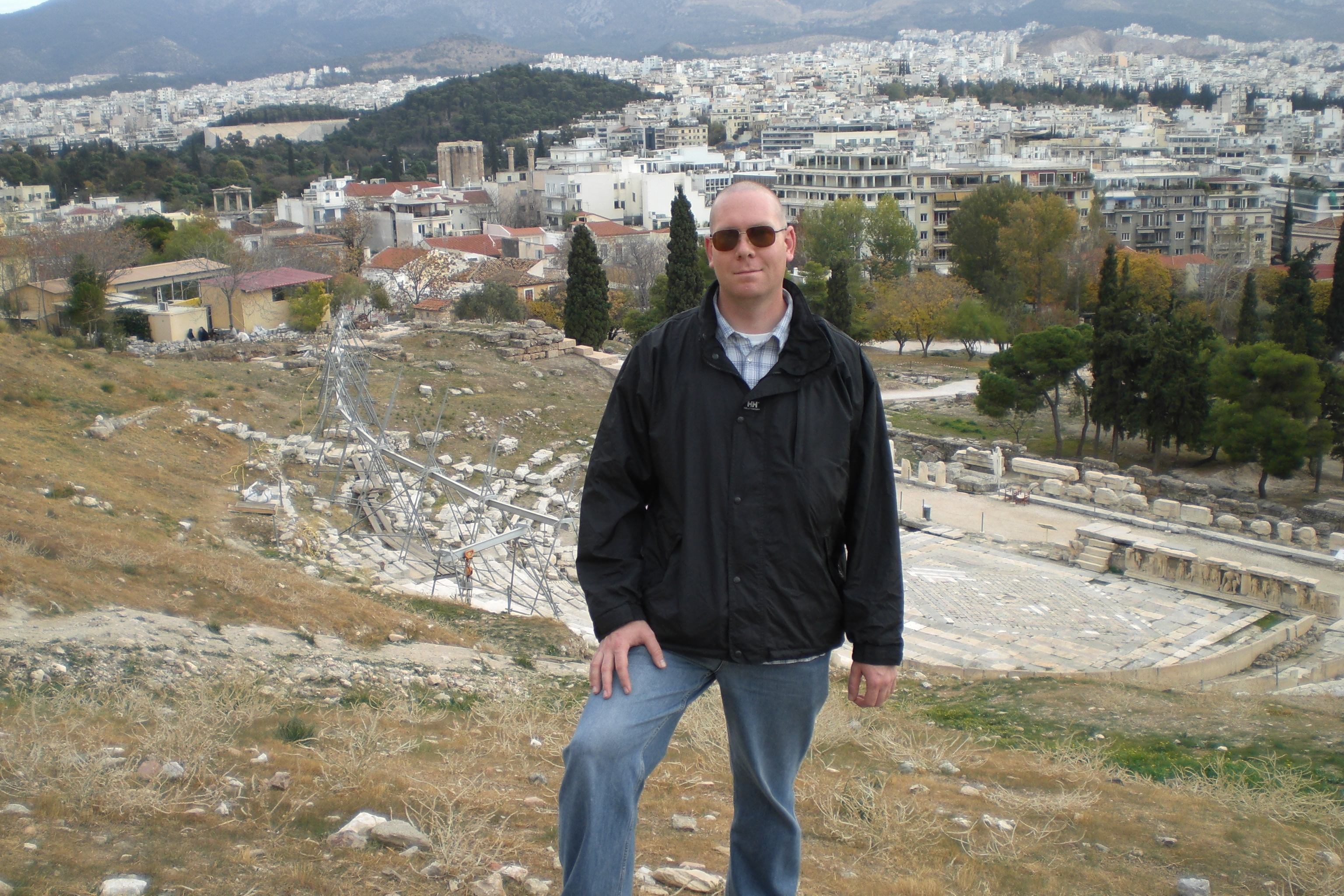 Athens, Dionysus theater